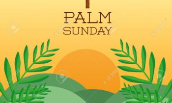 Evensong – 4:30pm Palm Sunday 5th April 2020