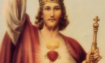 Sunday 22nd Nov 2020 – Christ the King 10am Eucharist Service