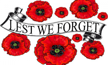 Remembrance Sunday Evensong 4:30pm 8th November 2020