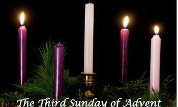 3rd Sunday of Advent : Eucharist Service 10:45am