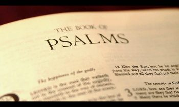 Lent Course based on the Book of Psalms