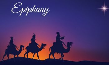 3rd January 2021 : Feast of Epiphany Eucharist Service 10:45am