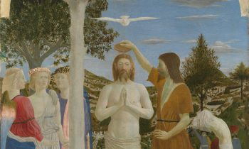 10th January 2021 : Baptism of Christ  Eucharist Service 10:45am